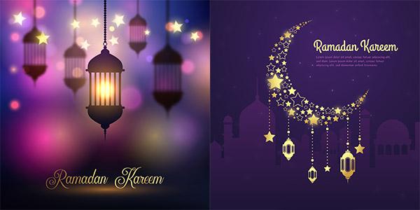 وکتوری با رنگ و بوی ماه مبارک رمضان